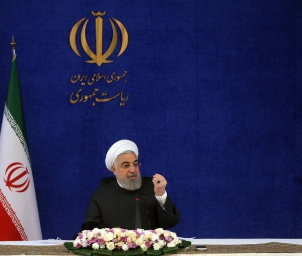 روحانی: امیدوارم پاییز سال جاری واکسن داخلی آنفولانزا را استفاده کنیم
