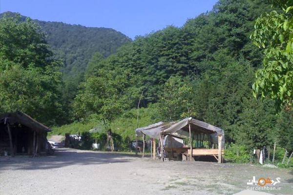روستای فلکده تنکابن؛ یکی از مناطق دیدنی مازندران، عکس