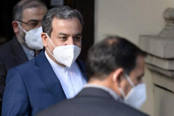 ورود هیأت مذاکره کننده ایرانی به ریاست عراقچی به وین