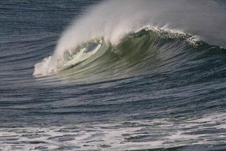 وزش باد و افزایش ارتفاع موج در شمال کشور