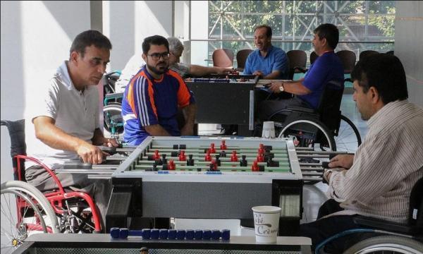 ارائه خدمات ورزشی به جامعه 160 هزار نفری معلولان وجانبازان در تهران ، پرداخت سوبسید 30 میلیاردی