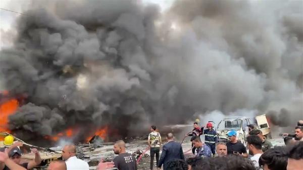 داعش مسئولیت انفجار شهرک صدر بغداد را به عهده گرفت