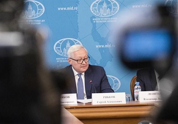 ریابکوف: غرب حمله جبهه ای را علیه روسیه آغاز کرده، دیدار پوتین و بایدن حتمی نیست