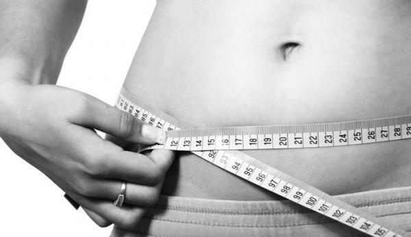 لاغری شکم و پهلو در یک هفته با رژیم 1000 کالری