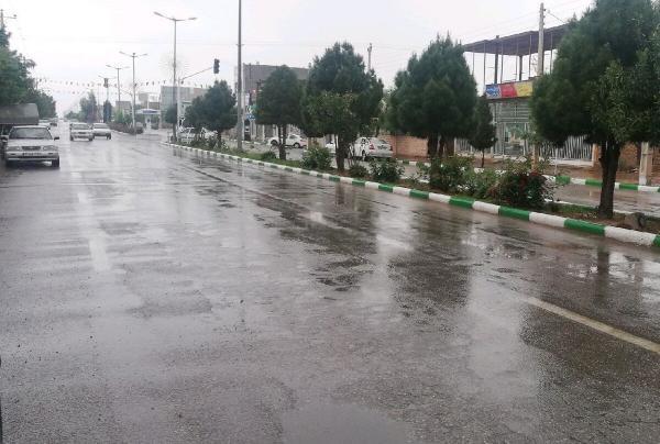 خبرنگاران بیشترین بارش های خراسان جنوبی در طبس و درمیان ثبت شد