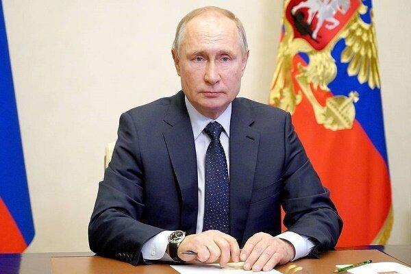 آماده مصاحبه با رئیس جمهور اوکراین در مسکو هستم
