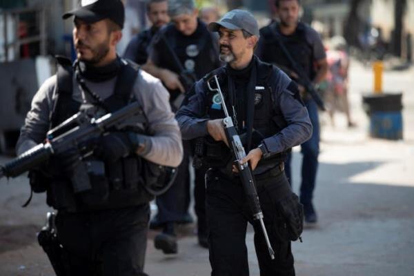 یورش مرگبار پلیس در پایتخت برزیل، 25 تن کشته شدند