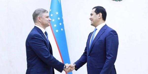 توافق ازبکستان و روسیه بر سر از سرگیری ارتباطات ریلی منظم