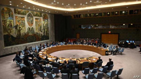 آمریکا، شورای امنیت را از حملات در مرز عراق و سوریه مطلع کرد