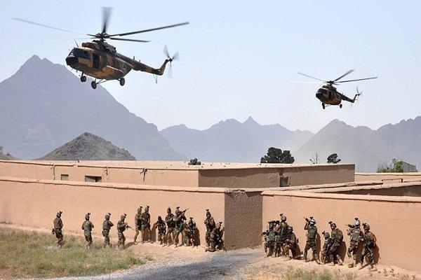 30 نفر از اعضای طالبان در ولایت هلمند کشته و 6 تَن زخمی شدند