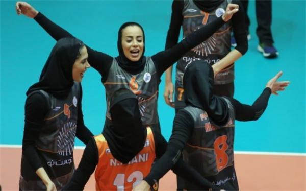والیبال قهرمانی زنان باشگاه های آسیا؛ ثبت نام سایپا نهایی شد